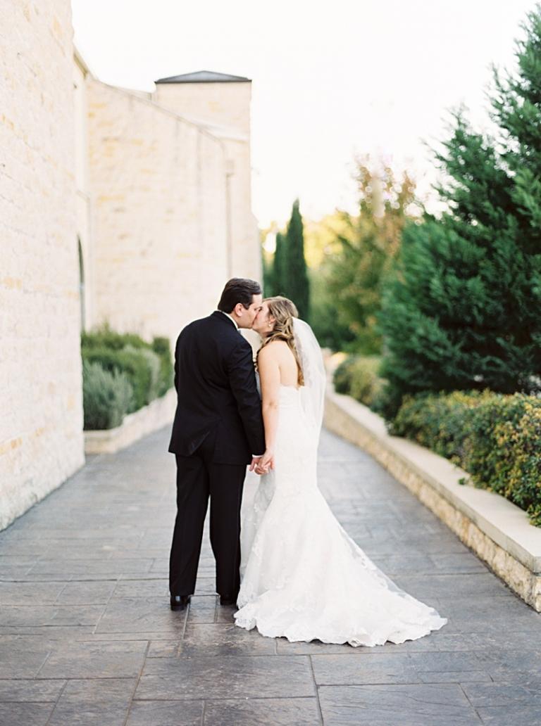 Elegant Wedding Photography: Elegant Backyard Autumn Wedding